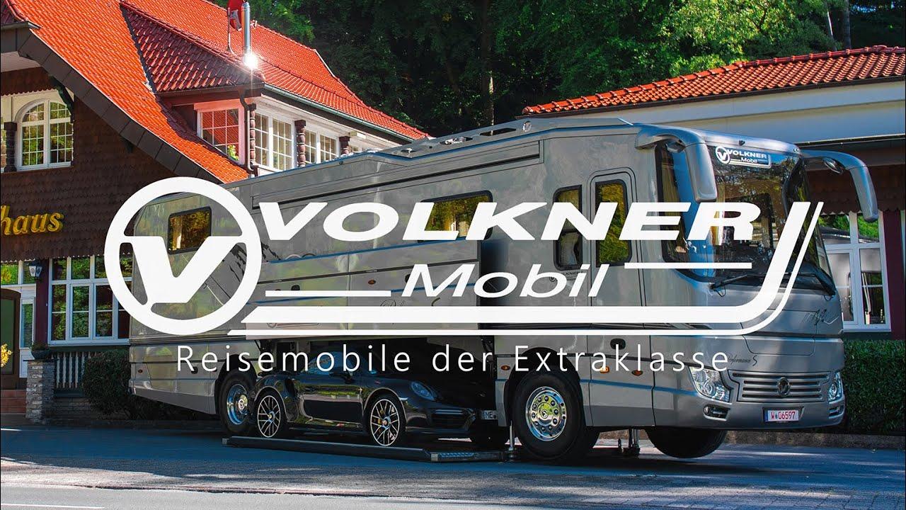 Volkner Mobil – Reisemobile der Extraklasse (Dokumentation, 2019)