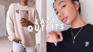 How To Style Outfits When Youre Lazy Lol