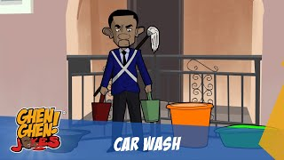 KOJO THE CAR WASHER (GHENGHENJOKES)