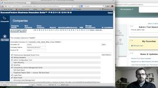 A Quick Peak at SF Provisioning: SAP SuccessFactors Tutorial