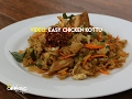 Easy Chicken Kottu Recipe