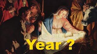 The first Celebrated Christmas - December 20 (Advent Calendar)