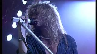 Europe   On The Loose (live In Sweden 1986) HD