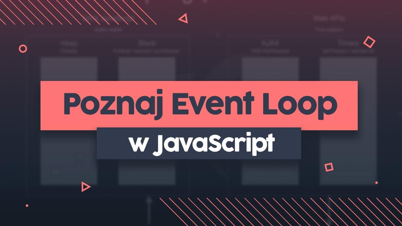 Jak działa Event Loop w JavaScript? | Przeprogramowani ft. code v0.0.23 cover image