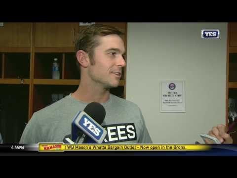 David Robertson on re-joining the Yankees