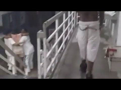 Ware State Prison Riot Leaked video Intense fighting