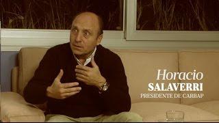 Horacio Salaverri - Presidente de CARBAP (presentación)