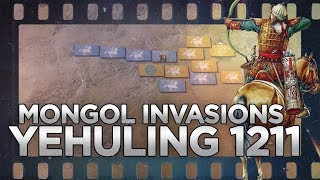 Mongols: Rise of the Empire - Battle of Yehuling 1211 DOCUMENTARY