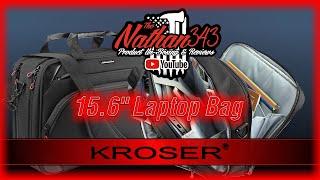 KROSER Laptop Bag (First Look)