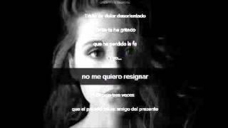 Camila Gallardo | Mas de la Mitad | Letra