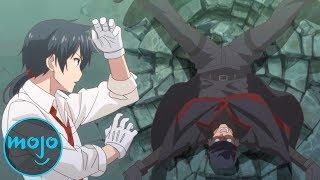 Top 10 One-Sided Anime Ass-Kickings