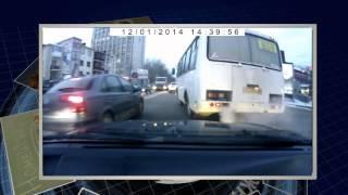 Дорожная дичь: подборка ДТП и автохамства в Екатеринбурге