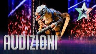 Jurassic's Got Talent | Italia's Got Talent 2015