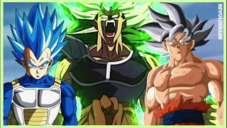 Will Broly Cause a RIFT Between Goku and Vegeta