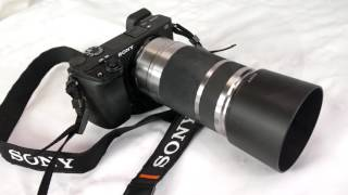 Sony 55-210mm f/4.5-6.3 zoom lens review