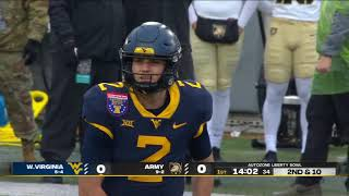 NCAAF AutoZone Liberty Bowl - West Virginia Mountaineers vs Army Black Knights
