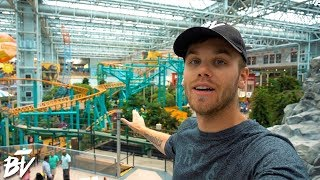 WE GOT AN ALL ACCESS PASS TO MALL OF AMERICA!