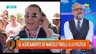 Marcelo Polino Desde Mar Del Plata Habló De La Complicada Temporada