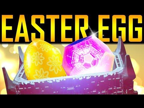 Destiny 2 - WOW! MOON EASTER EGG LOOT! Exotic Drop! Big News!