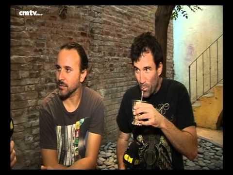 La Vela Puerca video Entrevista CM - Diciembre 2014