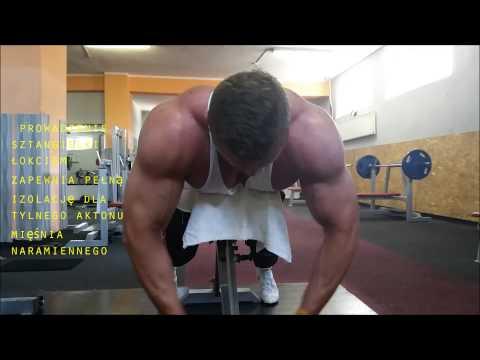 Dodać masy mięśniowej