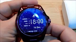 Michael Kors ACCESS Damen-Armbanduhr MKT5017