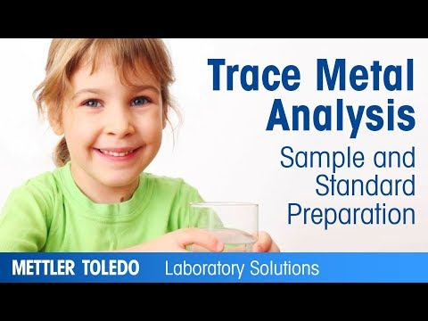 Trace MEtal Analysis