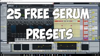 serum animal presets - Free video search site - Findclip Net