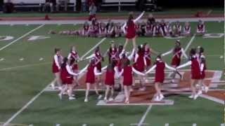 St. Christina Cardinals  2012 Championship year