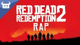 RED DEAD REDEMPTION 2 RAP SONG | Dan Bull feat. Bonecage