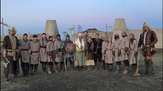 Astana Arlans командасына «The Nomads» жобасының қатысушыларының тілектері