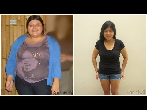 Adelgazar a 22 kg en 2 mes
