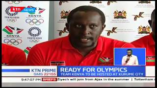 Team Kenya to be hosted at Kurume city  in readiness for the Olympics