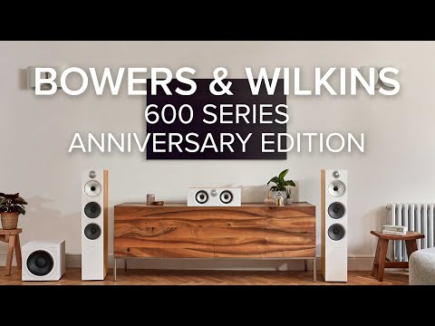 External Review Video YsxBS-imBq0 for Bowers & Wilkins 606 S2 Anniversary Edition Bookshelf Loudspeaker