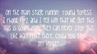 Stormzy Blinded By Your Grace PT 2. (LyricsLyric)