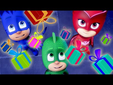 PJ Masks Full Episodes | Gekko's Christmas 🎄PJ Masks Christmas 🎄2 HOURS in 4K | PJ Masks Official