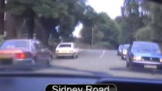 preview picture of video 'A Tour Around the Streets of Ampthill 1983 - From Sidney Road to Hazelwood Lane'