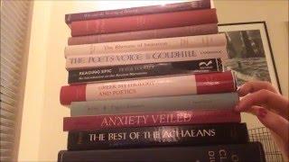 ASMR Book Haul (soft spoken)