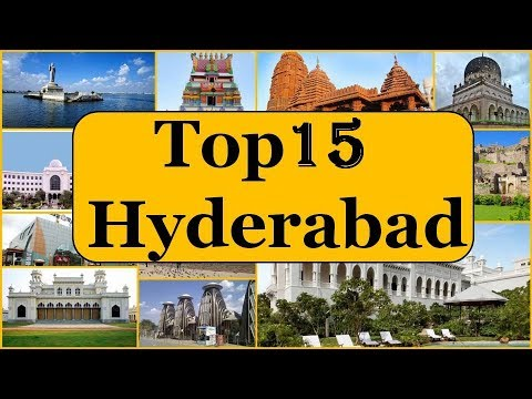 best travel and tourism places in hyderabad