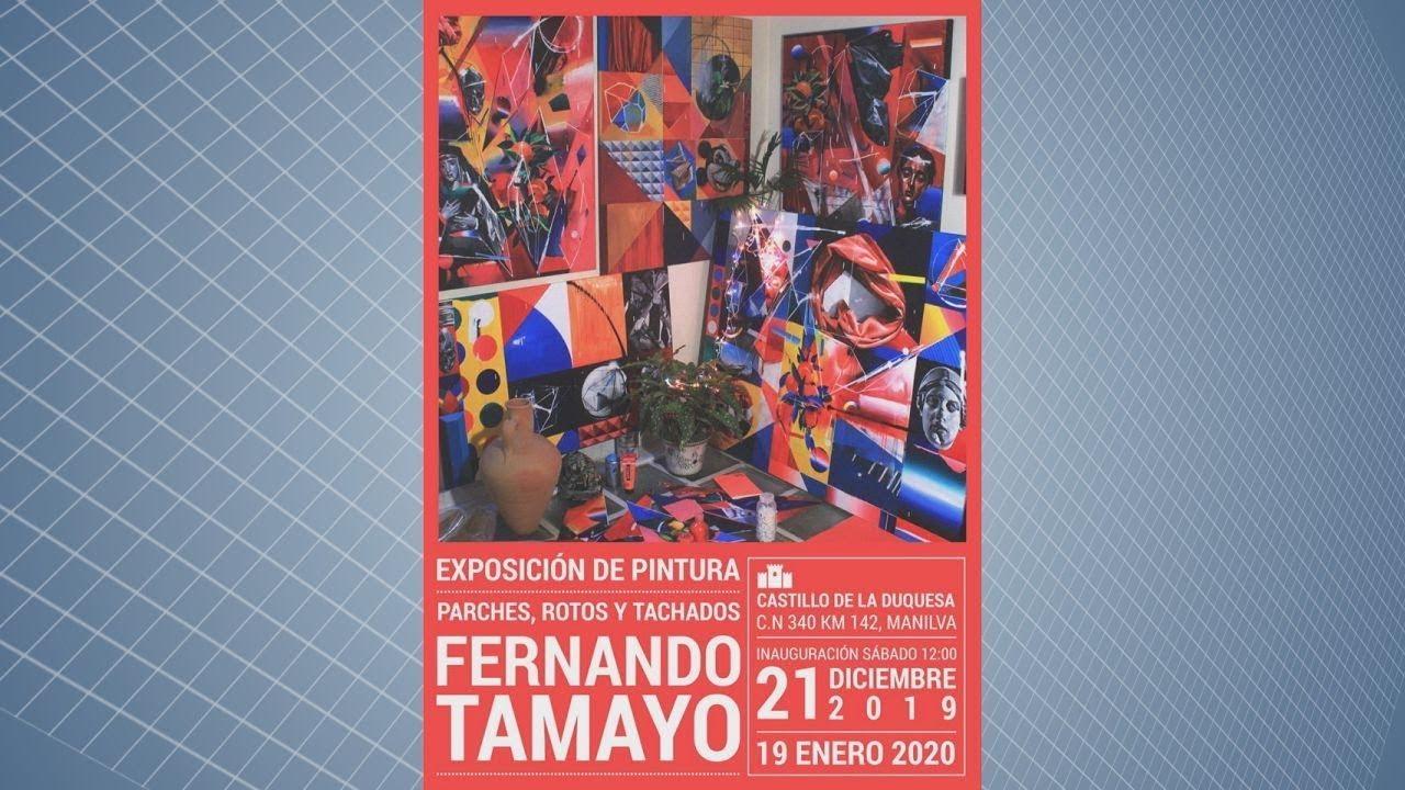 EXPOSICIÓN DE PINTURA DE FERNANDO TAMAYO