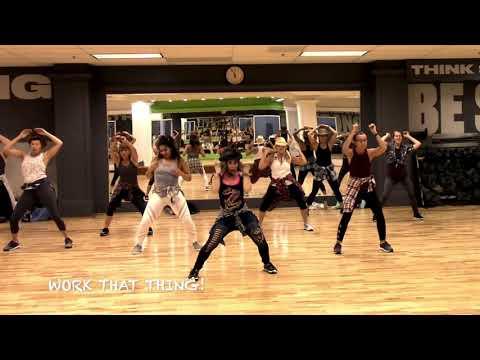 Get Ready - Pitbull ft. Blake Shelton - Zumba Fitness Choreography