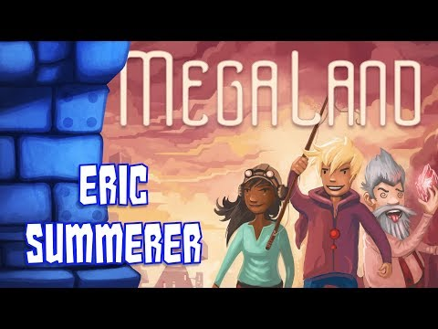 Megaland: A 172-Second Review with Eric Summerer