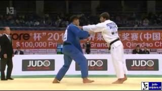 Judo 2012 Grand Prix Qingdao: Magomedov (RUS) - Kim (KOR) [-100kg]
