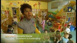 preview picture of video 'Kindergarten Frankenthal Jakobsplatz'