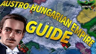 HOI4 How to Restore the Austro-Hungarian Empire Guide (Austria Hungry Tutorial)