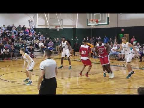 Zion Williamson vs Christ School - 2