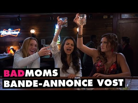 Bad Moms Metropolitan FilmExport / STX Entertainment / PalmStar Media / Merced Media Partners