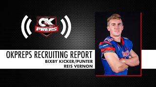 OKPreps Recruiting Report: Reis Vernon
