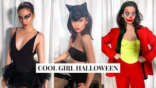 EASY COOL-GIRL HALLOWEEN COSTUMES 2019