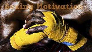 Мотивация в боксе   Суть бокса